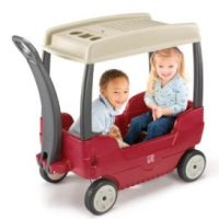 Amazon: 33% off - Step2 Canopy Wagon - Only $80 (reg. $120)!!