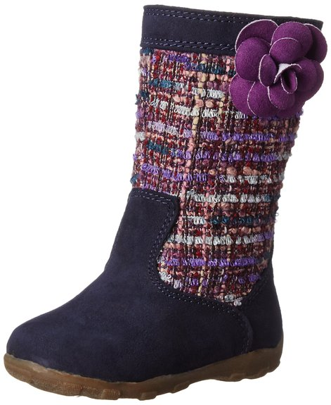 Amazon: Stride Rite Mira Sweater Boot (Toddler/Little Kid) – Starting at $9!!
