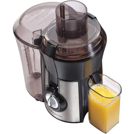 Amazon & Walmart: Hamilton Beach Big Mouth Juice Extractor for just $40.99 (reg. $70)