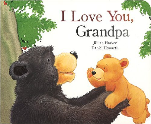 Amazon: Father's day from your child – I Love you Grandpa – only $4.98!