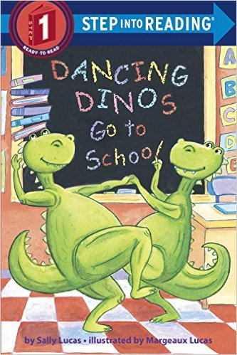 Amazon: Dancing Dinos Go to School (Step into Reading) – Only $3.19