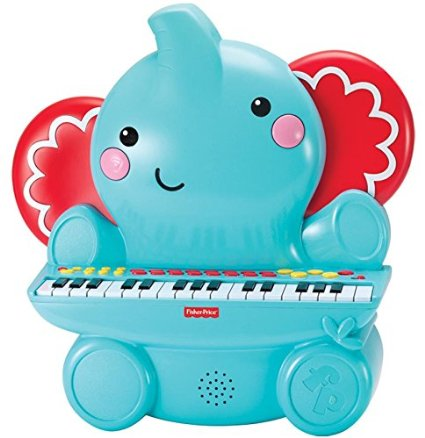 Amazon: Fisher Price Elephant Piano Toy – Only $15.30 (reg. $40)!!