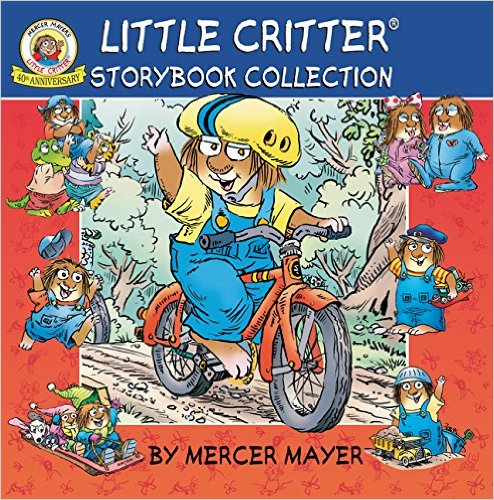 Amazon: 7 BOOKS IN ONE! Little Critter Storybook Collection Hardcover – only $6.77!