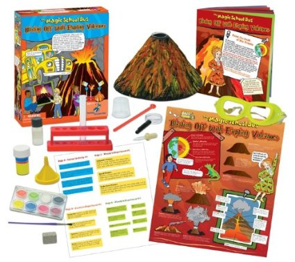 Crafty Wednesday – Magic School Bus Science kit – only $9 – has everything you need!