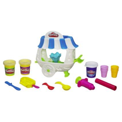 Play-Doh Sweet Shoppe Ice Cream Sundae Cart Playset – Only $5.60 (reg. $12.99)