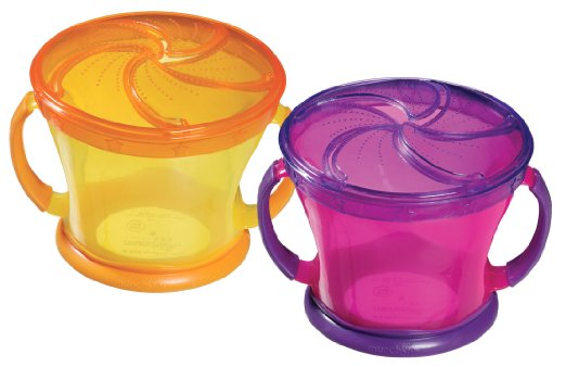 Munchkin Two Snack Catchers – only $4.47 (reg. $8.49)
