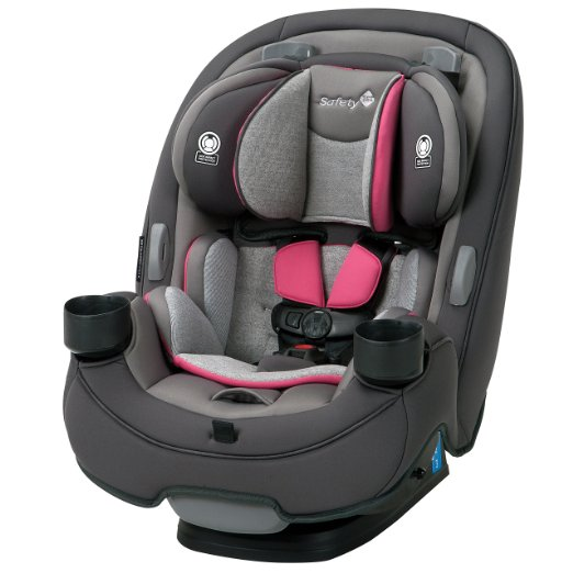 Safety 1st Grow and Go 3-in-1 Car Seat, Everest Pink only $119.88 (reg $169.99)