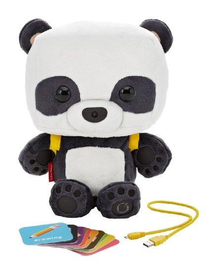 Amazon: Fisher-Price Smart Toy Panda – Only $41.84 (reg. $100)