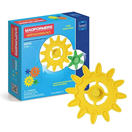 About 50% off Magformers – Gears & more!