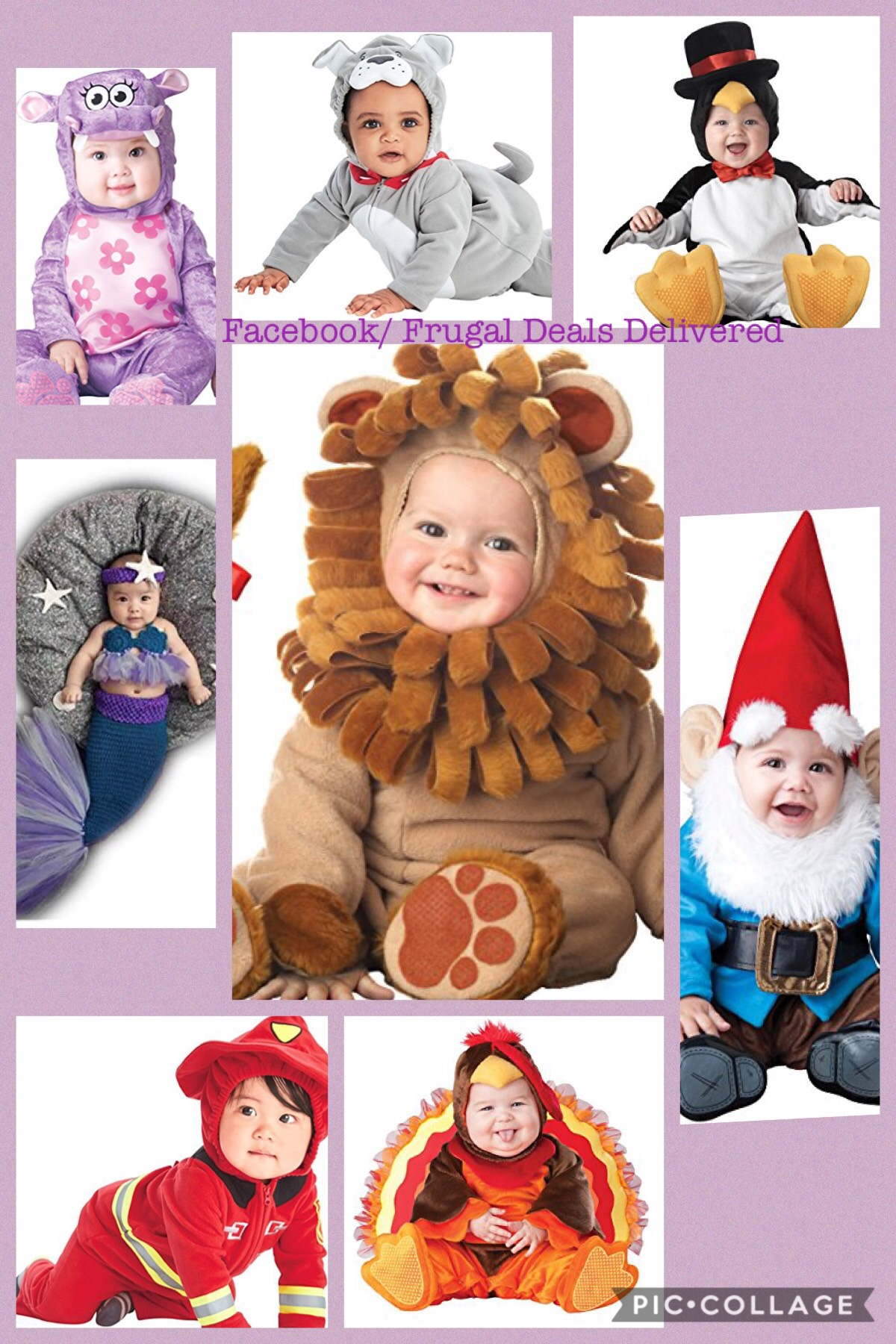 sc 1 st  Frugal Deals Delivered & CHEAP Baby Costumes as low as $6!! Photo prop ideas! by Frugal Deals!