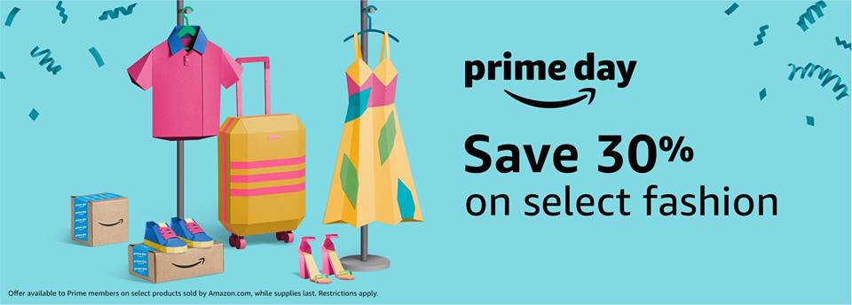 PRIME DAY is HERE!!- 7/16