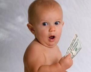 Baby-Sitting-Holding-Money-Shocked-300x238