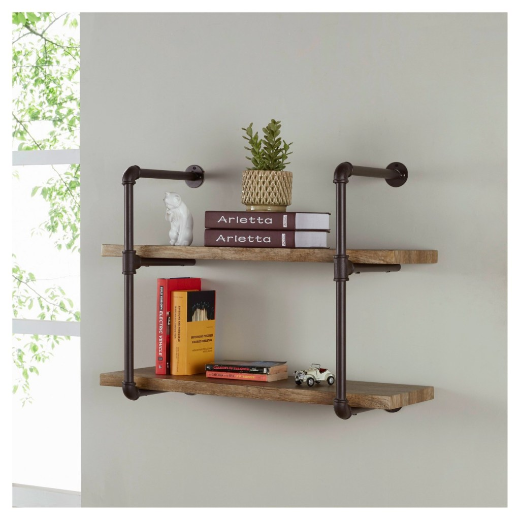 Industrial Shelf, Home Decor, Target, shop sales