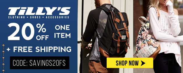 Tilly S Coupon Code 20 Off One Item Free Shipping