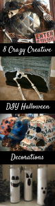 8 Crazy Creative DIY Halloween Decorations