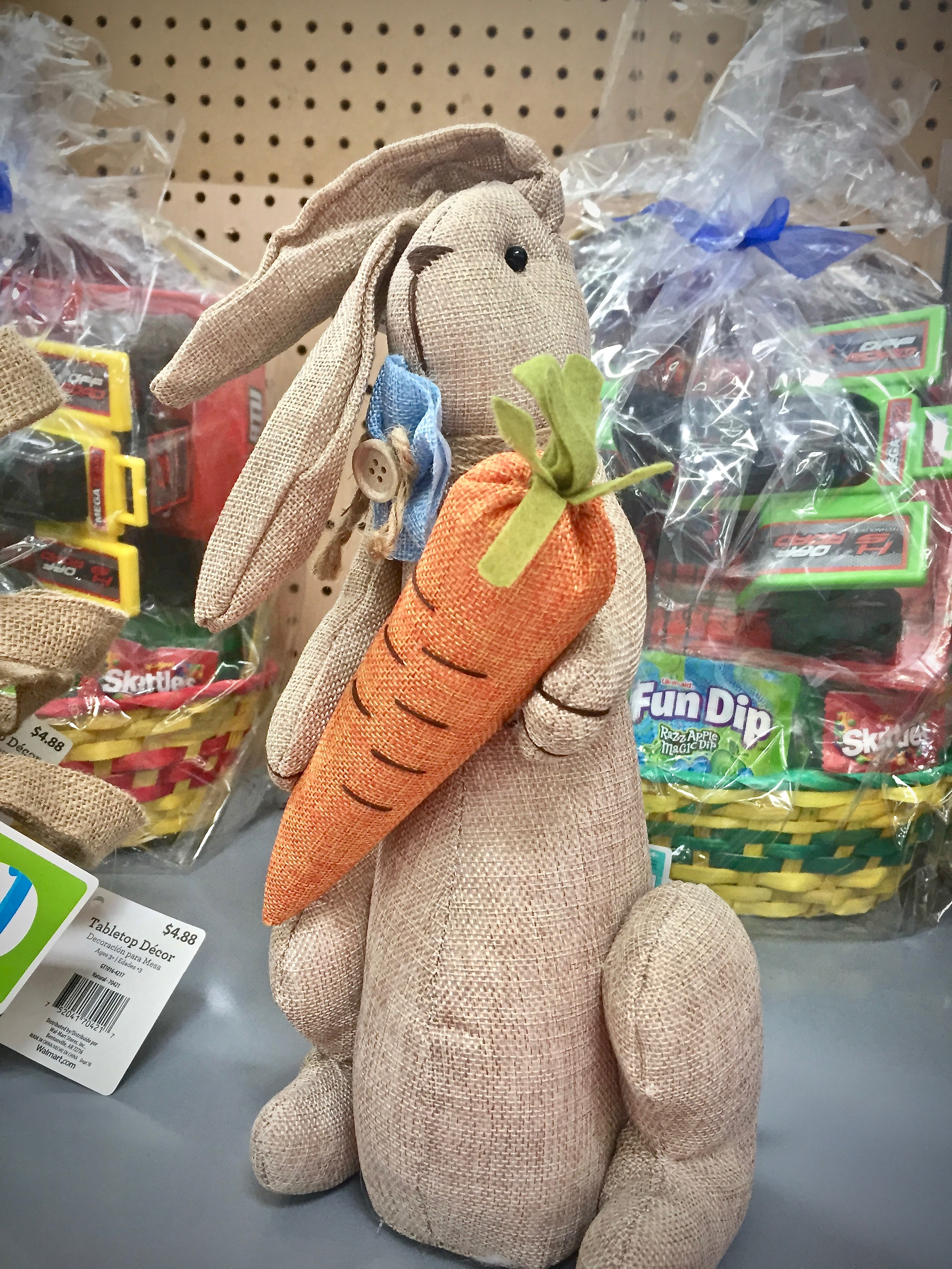 Easter decor on clearance after the holiday can be used for baby room decor - 10 Things To Do With After-Easter Clearance Items