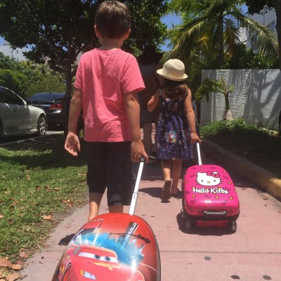 What NOT To Do While Traveling With Kids