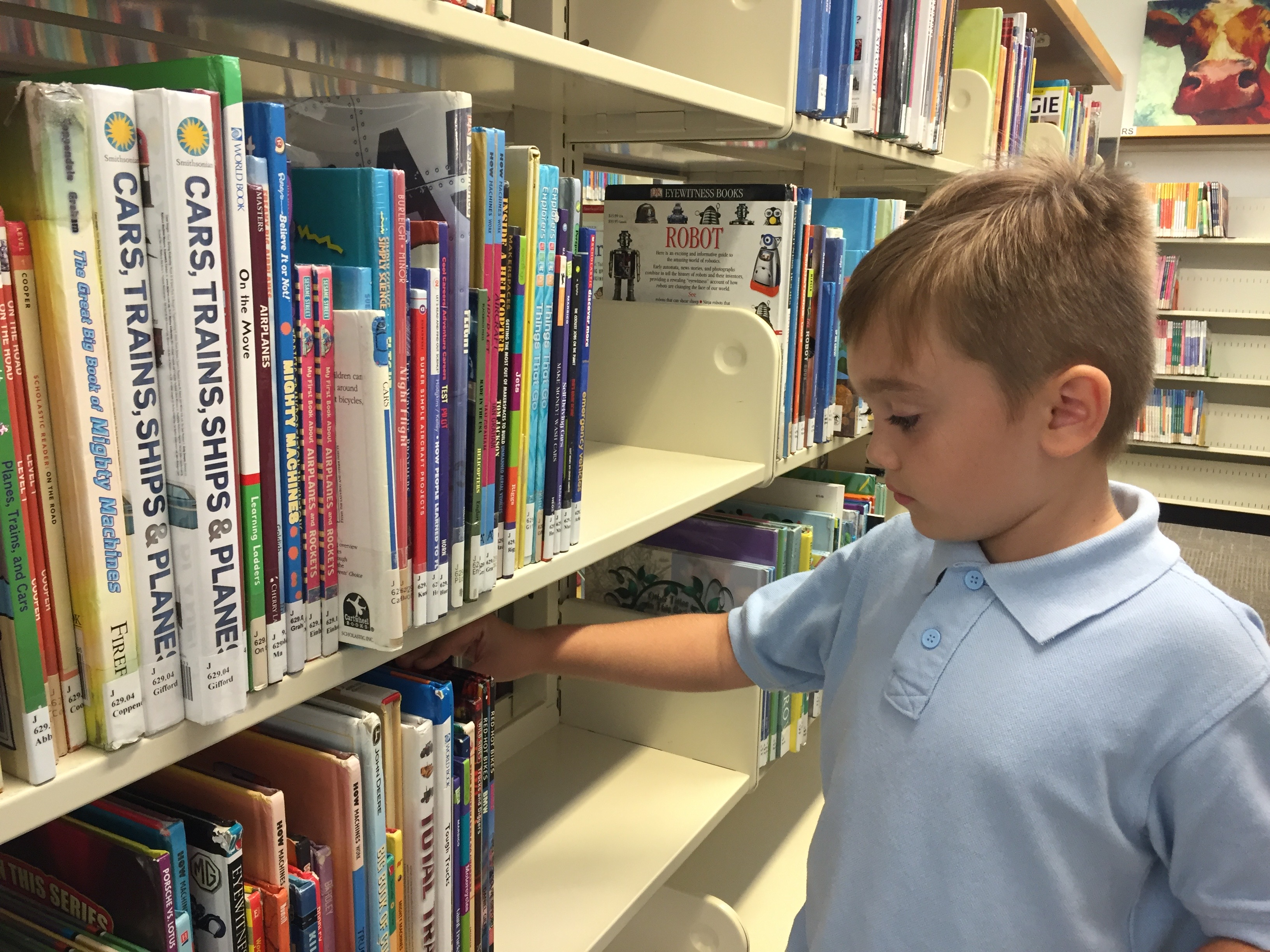 Fun Library Games For Kids