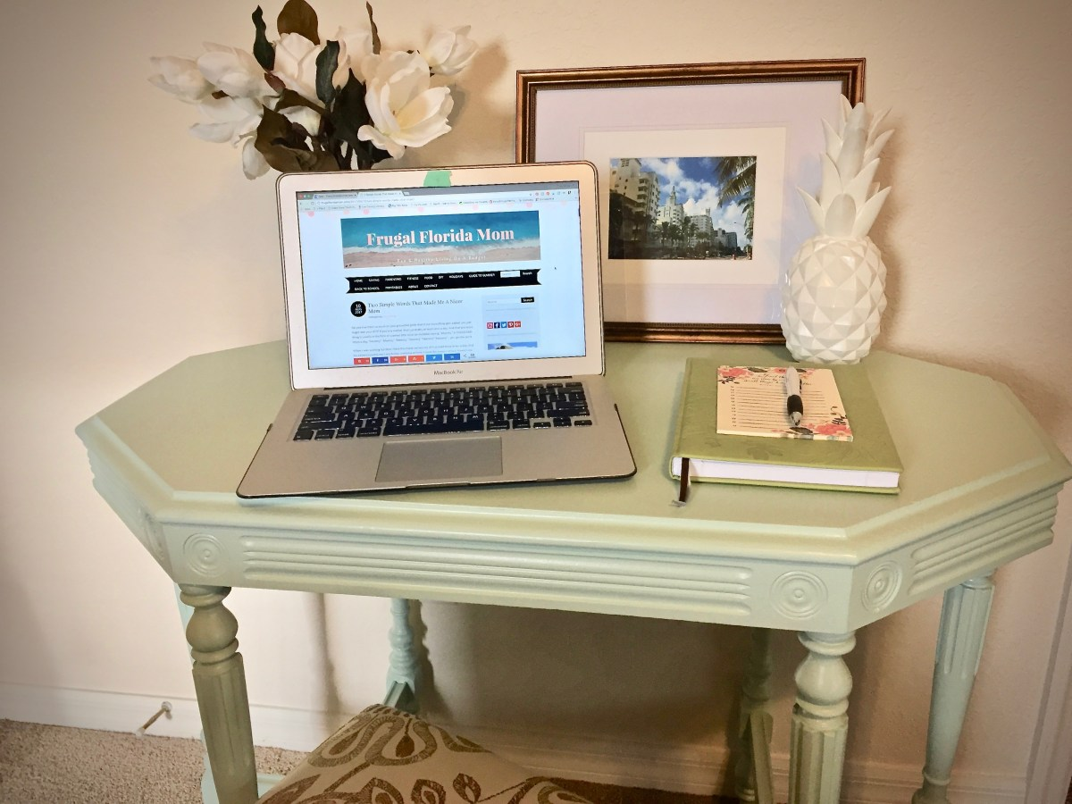 Easy Weekend DIY Project - Chic $10 Table Makeover