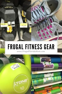 Affordable fitness gear