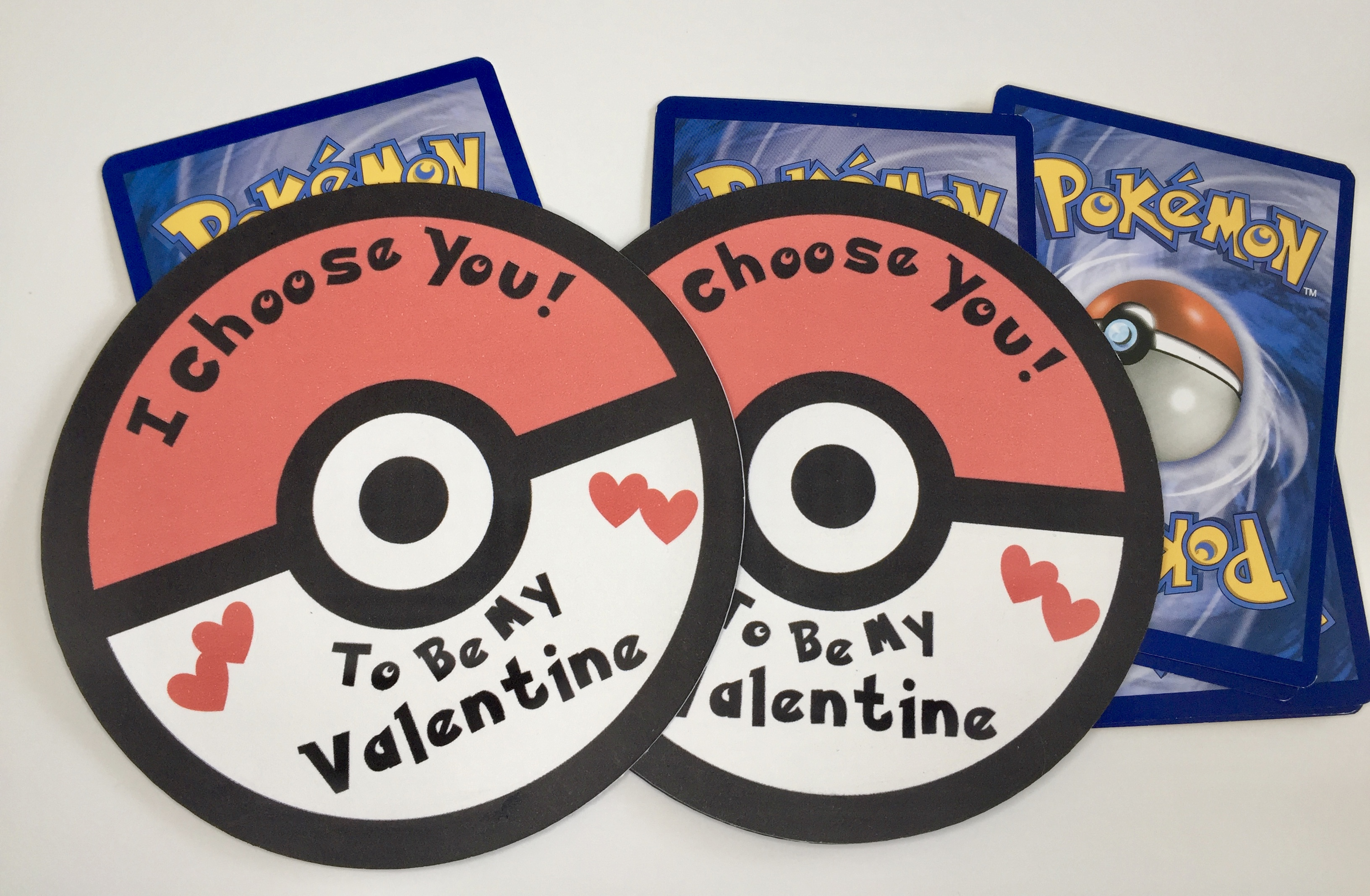 graphic relating to Pokemon Valentine Cards Printable titled Pokemon Card Valentine Printable