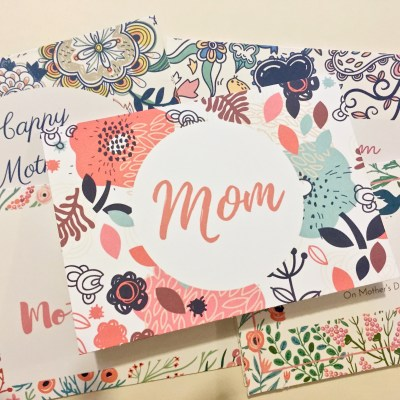 Mother's Day Gift Card Printable Bundle