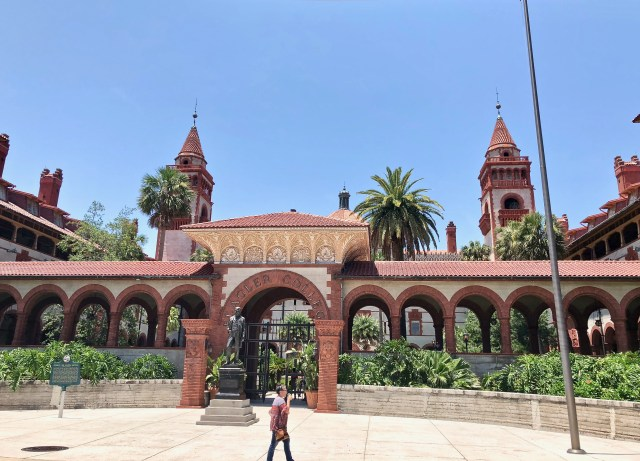 Flagler College - Falling In Love With St Augustine