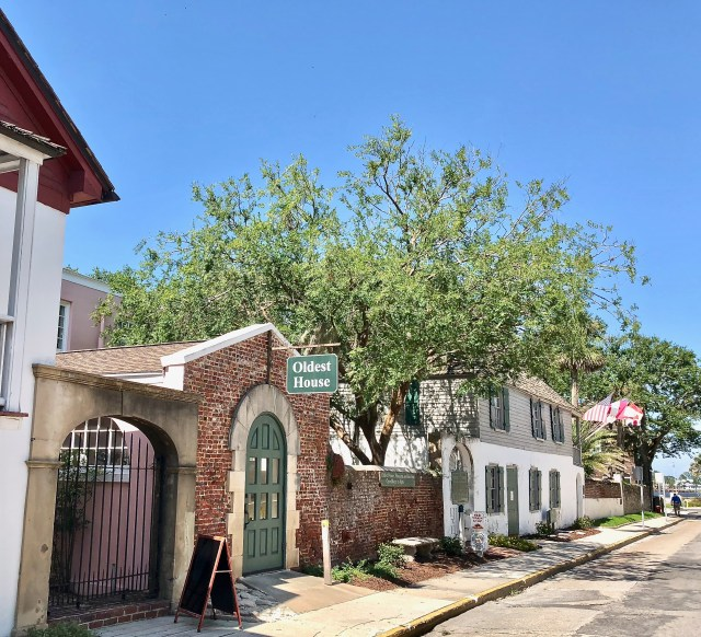 The Oldest House - Falling In Love With St Augustine