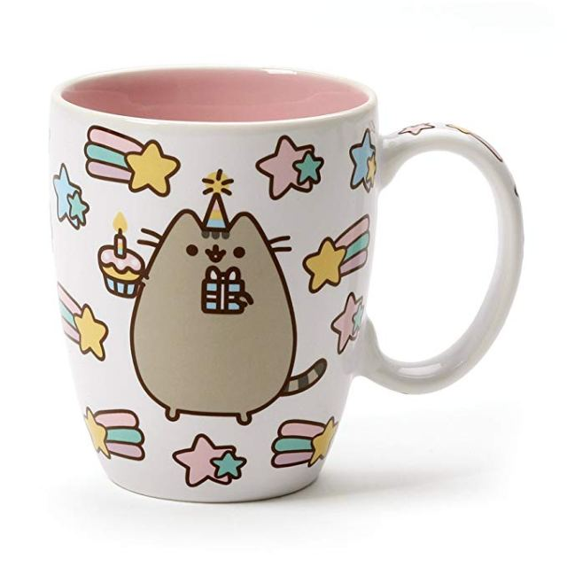 Pusheen coffee mug - Pusheen Gift Guide