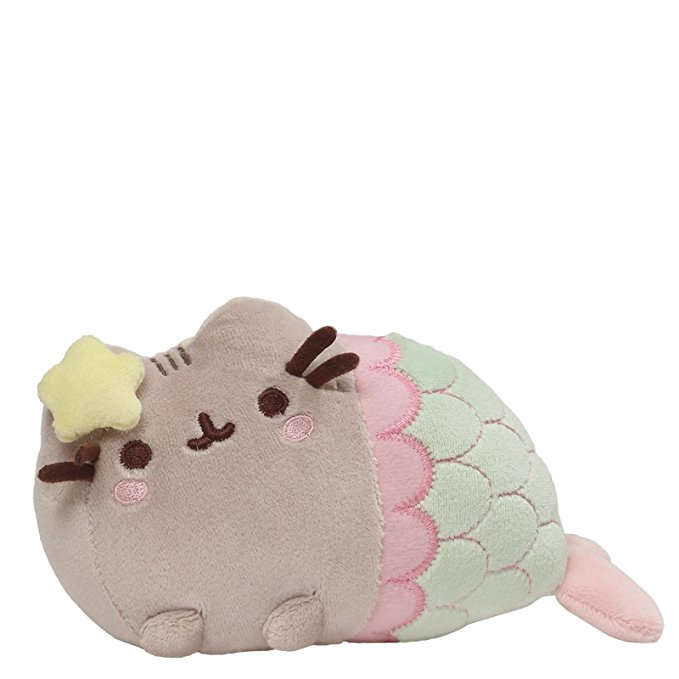 Mermaid Pusheen plush - Pusheen Gift Guide