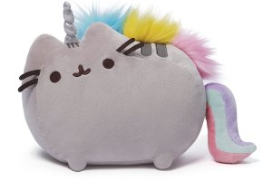 Pusheenicorn plush - Pusheen Gift Guide
