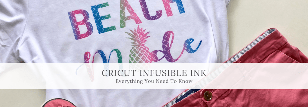 Cricut Infusible Ink - Review - Step-By-Step Tutorial Guide