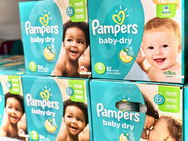Pampers - Get Easy Cash Back On P&G Products At Publix