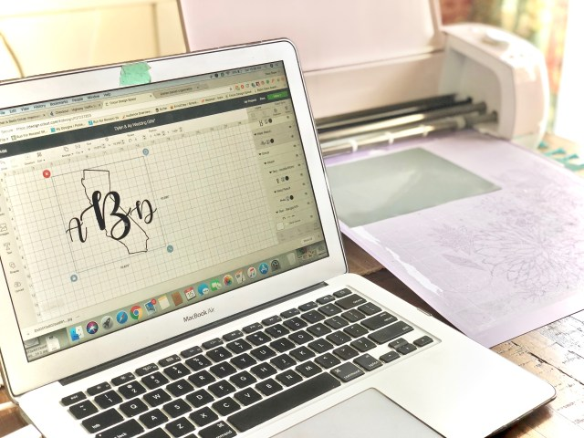 Cricut design for glass etching - Glass Etching With Your Cricut Or Silhouette