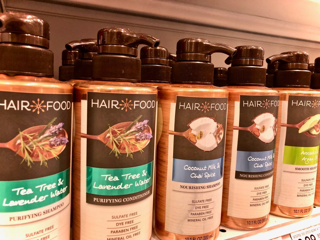 Hair Food shampoo and conditioner - Honest To Goodness Essentials - Plant-Based And Nature Inspired Products On Sale At Publix