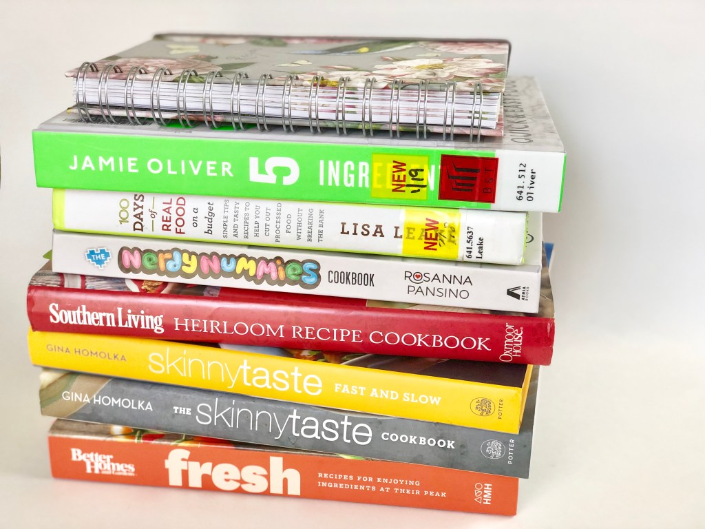 My Cookbook Obsession - That's Totally Free
