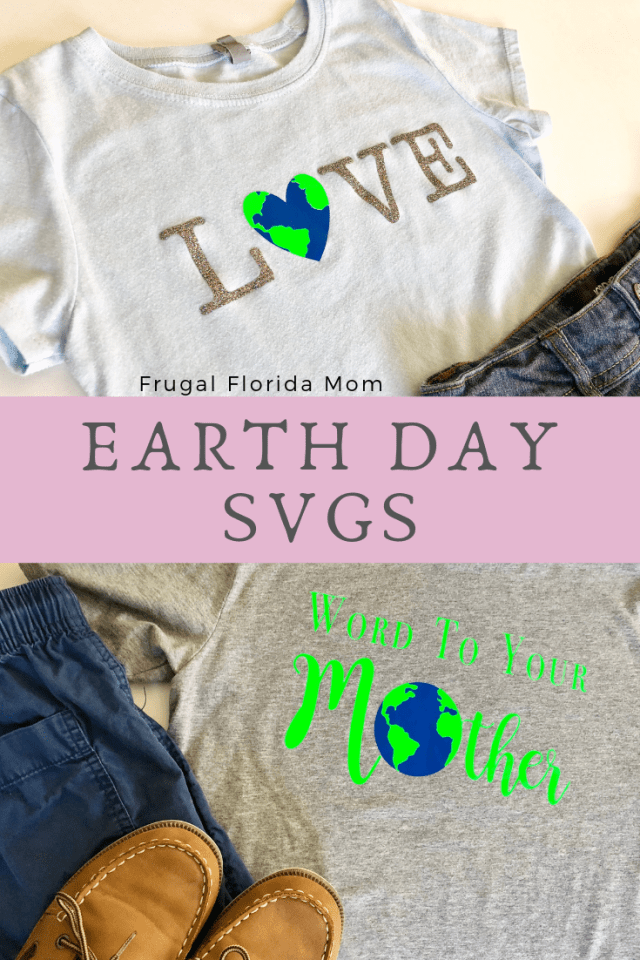 Earth Day Shirt SVGs