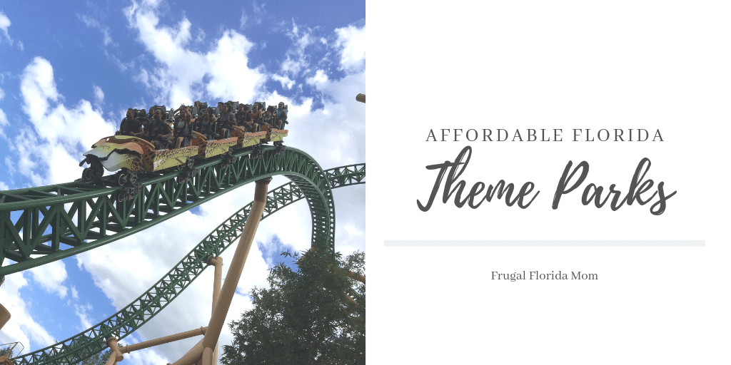 Affordable Florida Theme Parks
