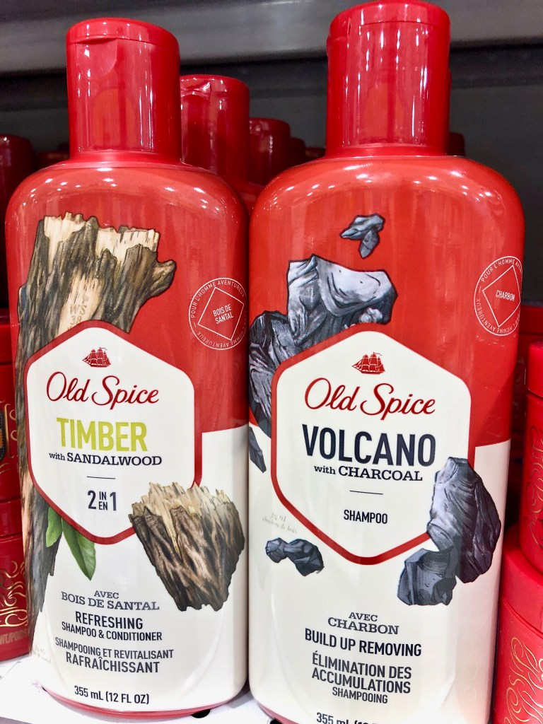 Old Spice Shampoo & 2N1 - Savings And Gift Card Back On P&G Haircare At Publix