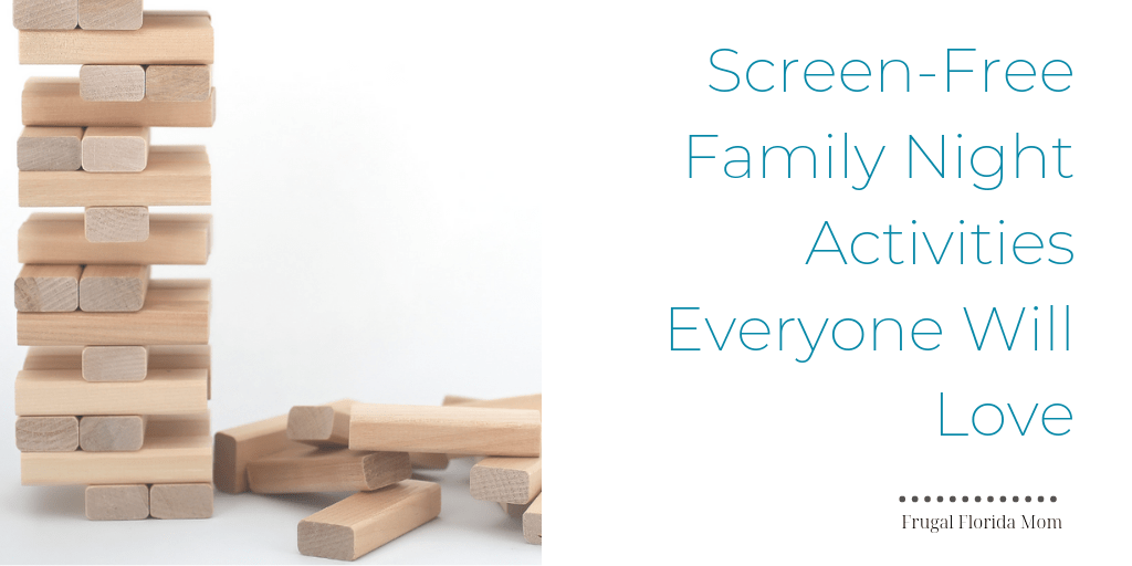 Screen-Free Family Night Activities Everyone Will Love
