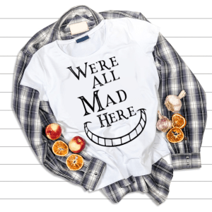 We're All Mad Here SVG