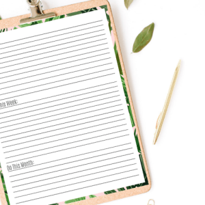 Re-Think Your To-Do List - Printable To-Do Lists That Fit Your Life