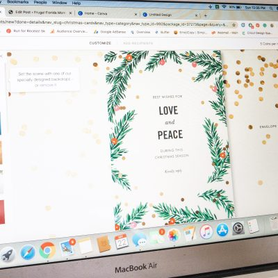 Think Outside The Envelope – Save Time & Money With Digital Christmas Cards