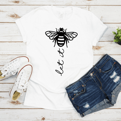 Bee Positive With These Shirt Designs