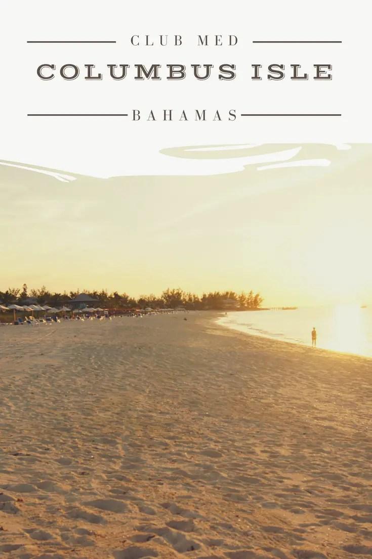 Club Med Columbus Isle  #ClubMed #ColombusIsle #ClubMedColumbus #Caribbean #Bahamas #VisitBahamas