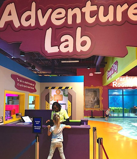 Adventure Lab Sign Up