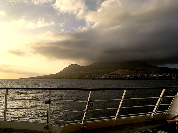 Goodbye St. Kitts