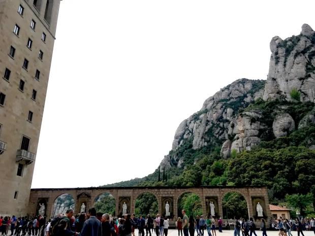 Montserrat Courtyard