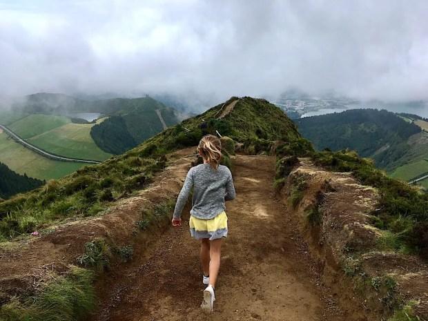 Walk in Geoparque, Azores