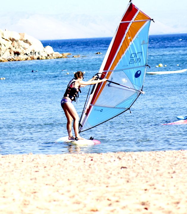 All sports, including water sports, are included at Club Med